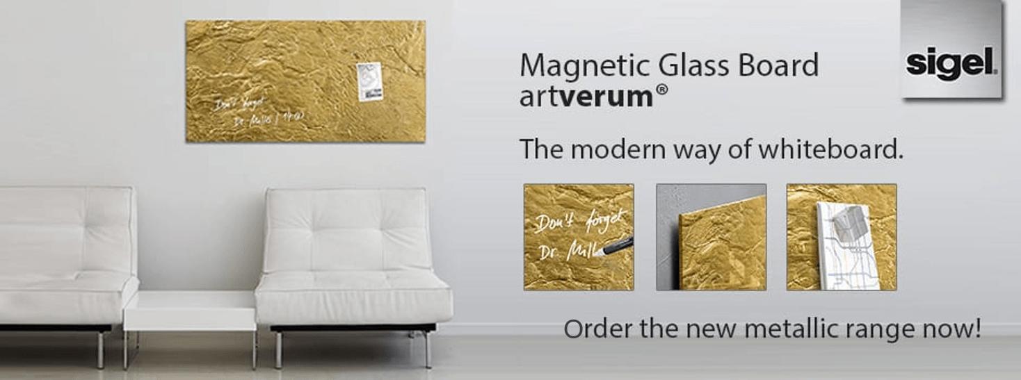 Sigel Glass Boards